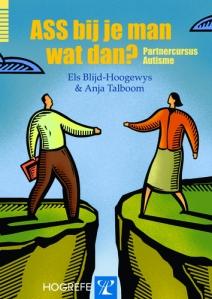 voorpagina boek Partnercursus Autisme