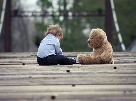 toddler & bear